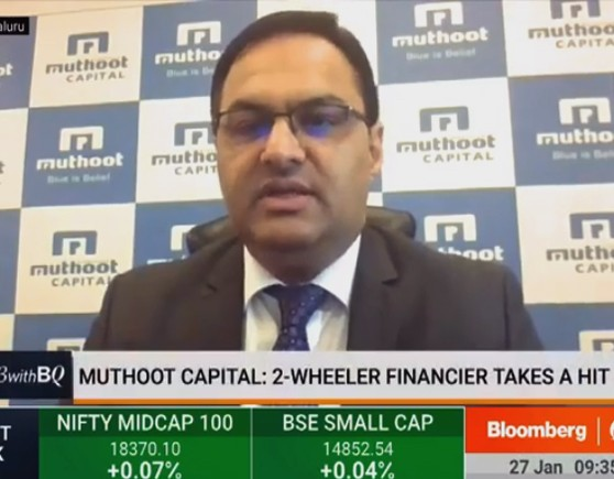 Muthoot Capital Services Company Limited takes a hit in Q3 & Office Demand on the rise in Mumbai SD